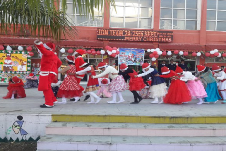 Army Public School-Christmas Celebrations