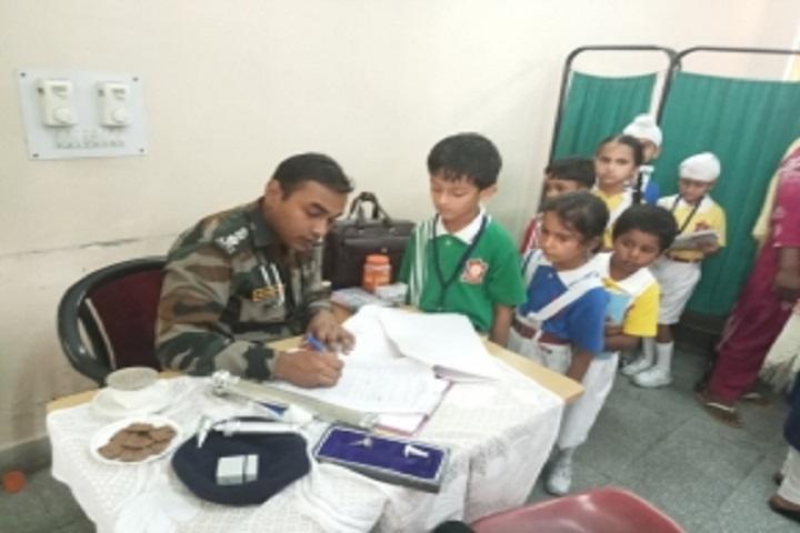 Army Public School-Health Check Up