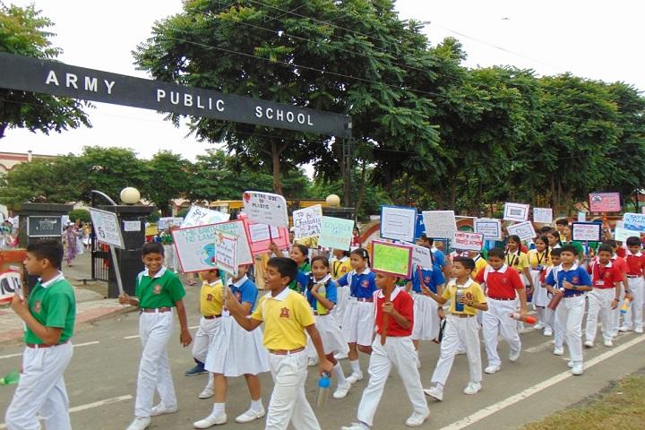 Army Public School-Rally