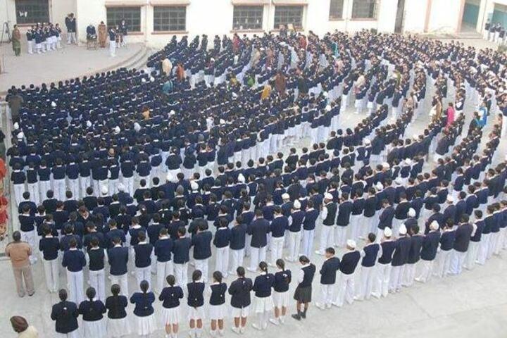 Army Public School-Assembly