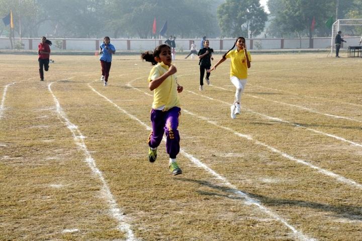 Army Public School-Running Race