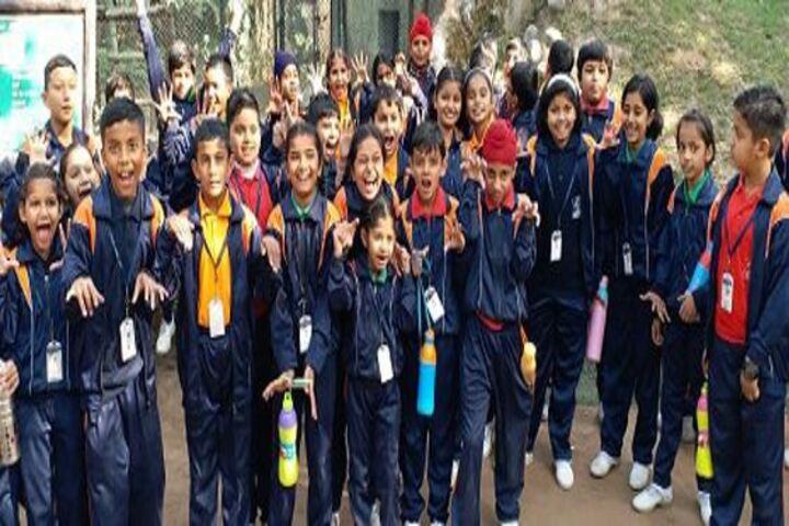 Army Public School-School Trip