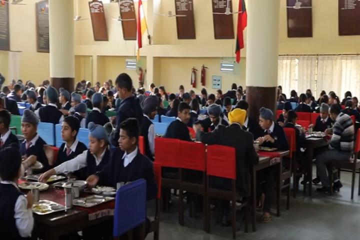 Army Public School-Cafeteria