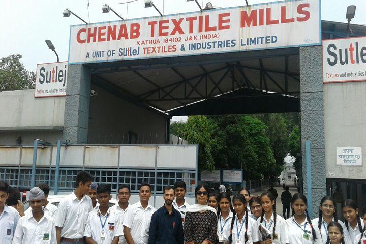 Army Public School-Industrial Visit
