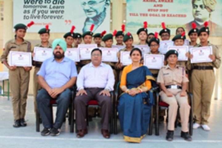 Army Public School-NCC
