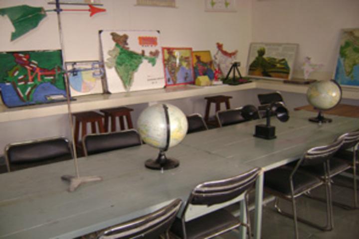 Army Public School-Social Lab