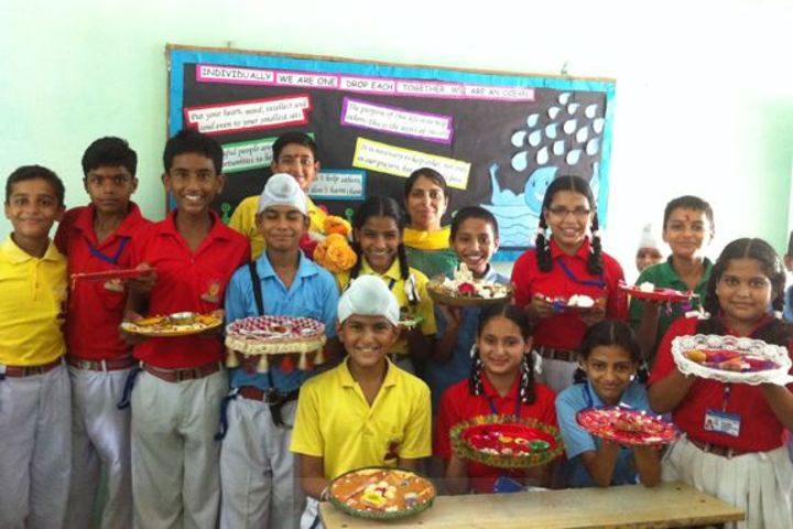 Army Public School-Diwali Celabrations