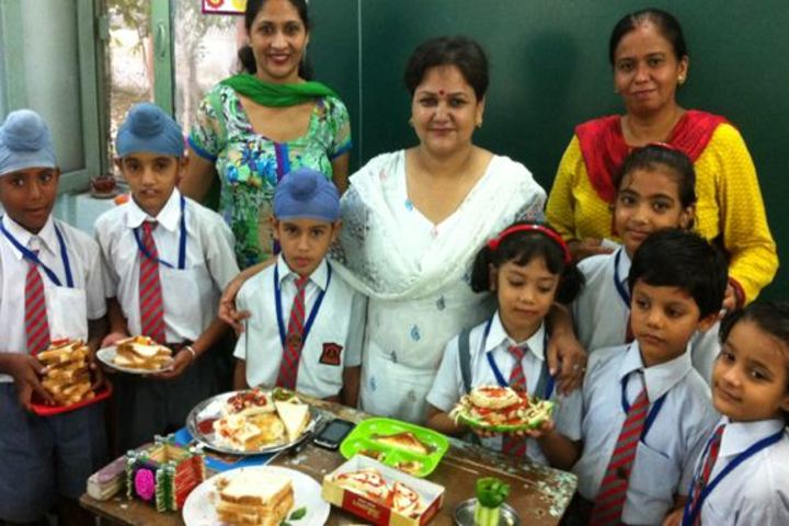 Army Public School-Food Festival