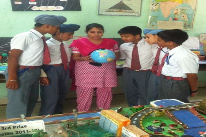 Army Public School-Science Fair
