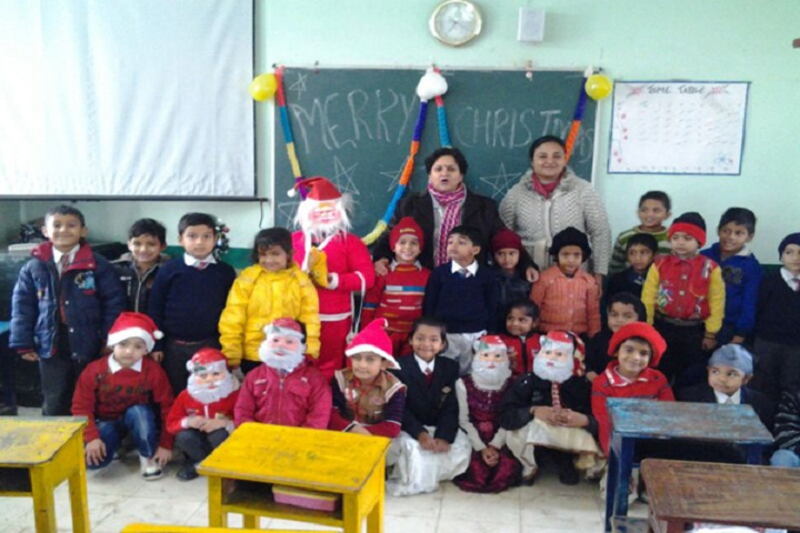 Army Public School-Christmas Celebration