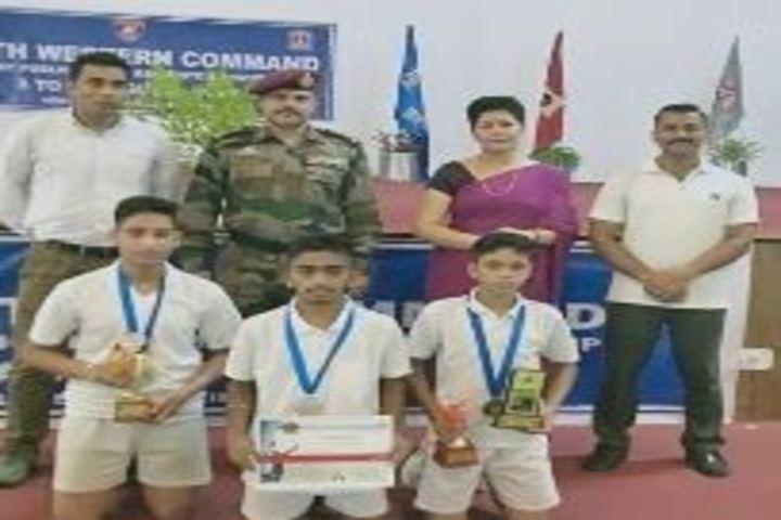 Army Public School-Winners