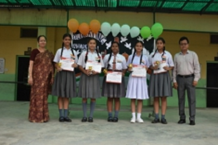 Army Public School Kandrori-Independence day event