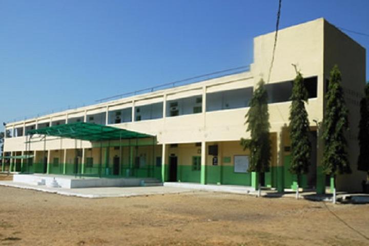 Army Public School Kandrori-Campus-View