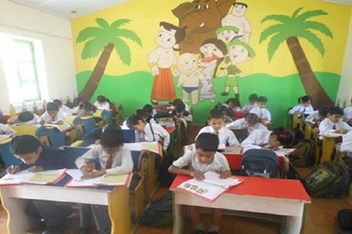Army Public School Kandrori-Classroom