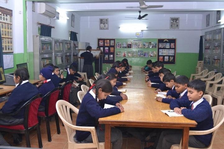Army Public School Kandrori-Library