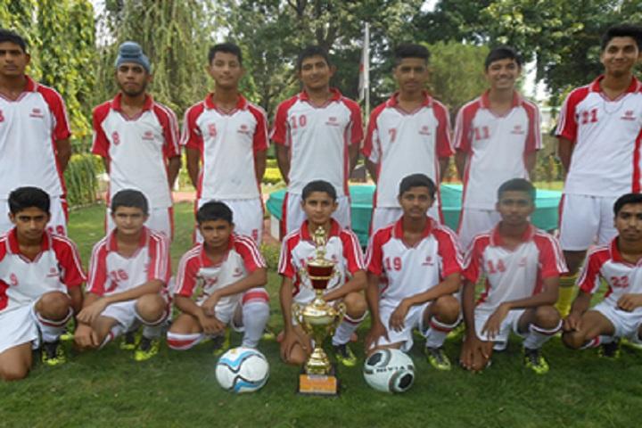 Army Public School Kandrori-Sports