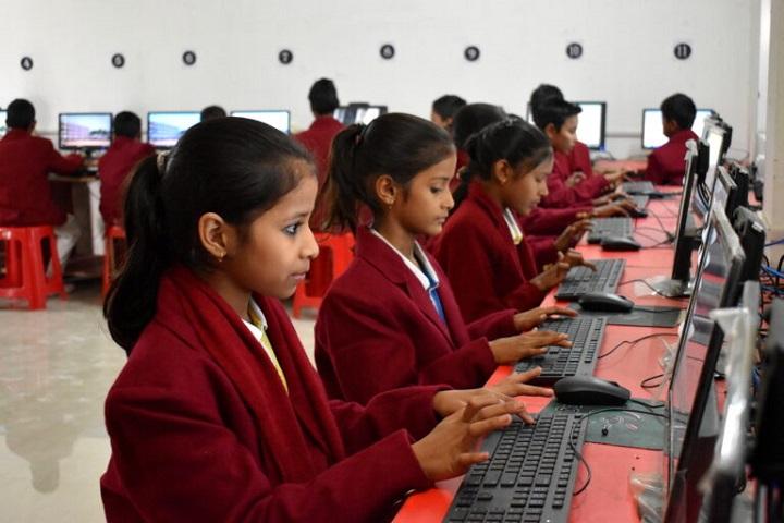 Gyan Deep Public School-Computer Lab