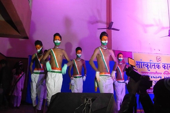 Gyan Deep Public School-Independence Day Celebrations
