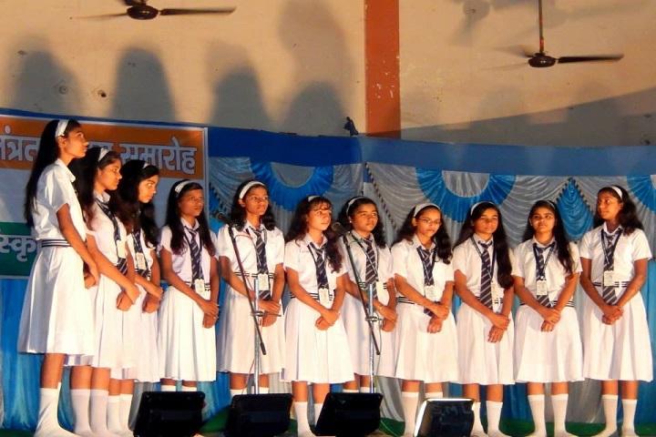Gyan Deep Public School-Singing