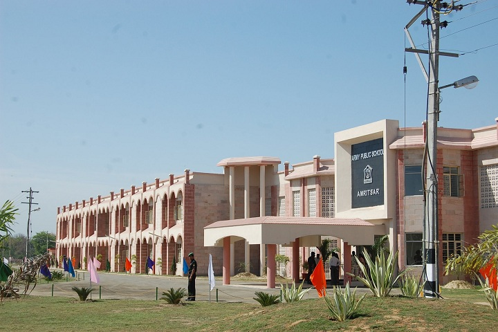 Army School-Campus-View side view
