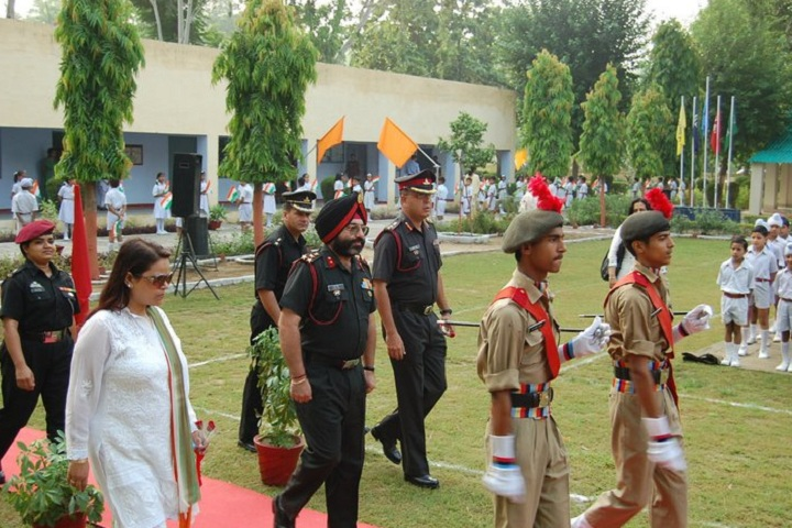 Army School-Events independance day