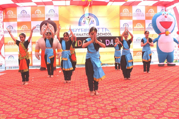 Aryabhatta International School-Events programme