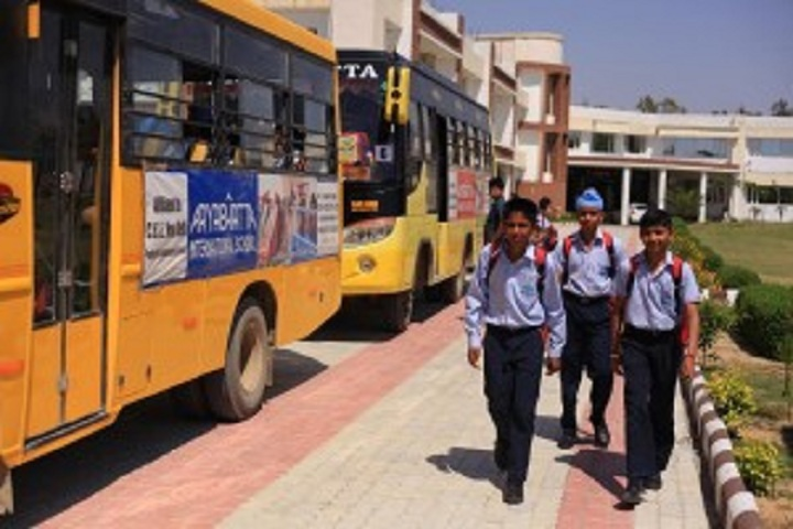 Aryabhatta International School-Transport