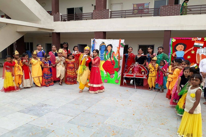 Ashok Vatika Public School-Events
