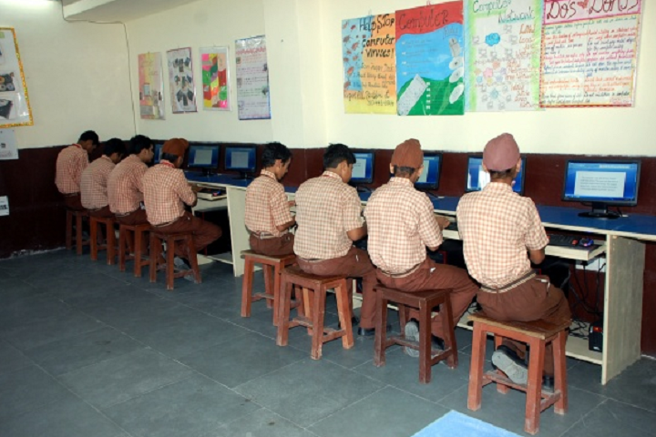 Ashok Vatika Public School-IT-Lab