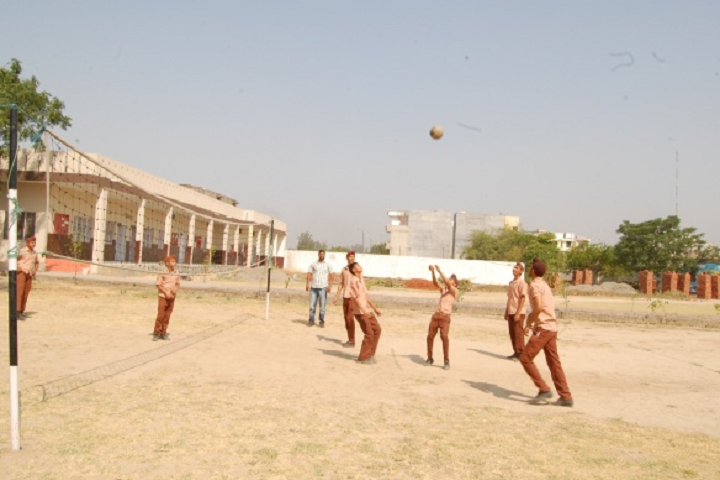 Ashok Vatika Public School-Sports