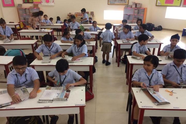 Ats Valley School-Classroom