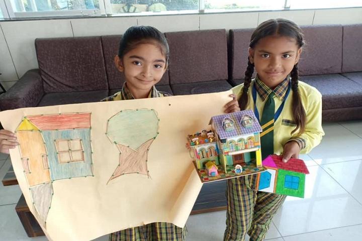 Auckland Grammar Senior Secondary School-Childrens Art