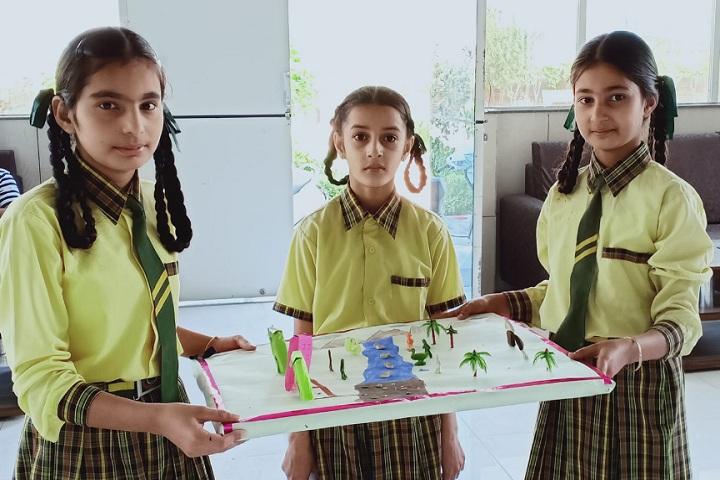 Auckland Grammar Senior Secondary School-Childrens Project work