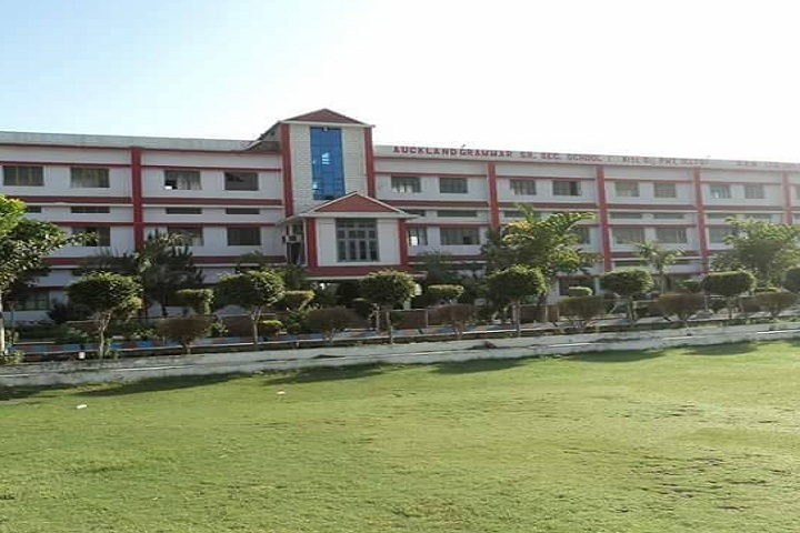 Auckland Grammar Senior Secondary School-Campus-View