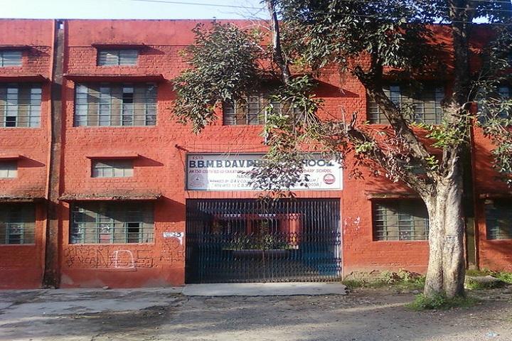 B B M B D A V Public School-Campus-View full