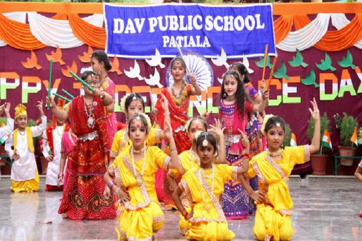 B B M B D A V Public School-Events