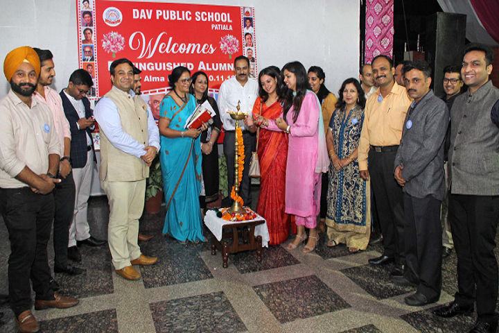B B M B D A V Public School-Others puja
