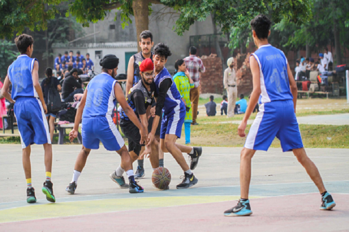 B B M B D A V Public School-Sports football
