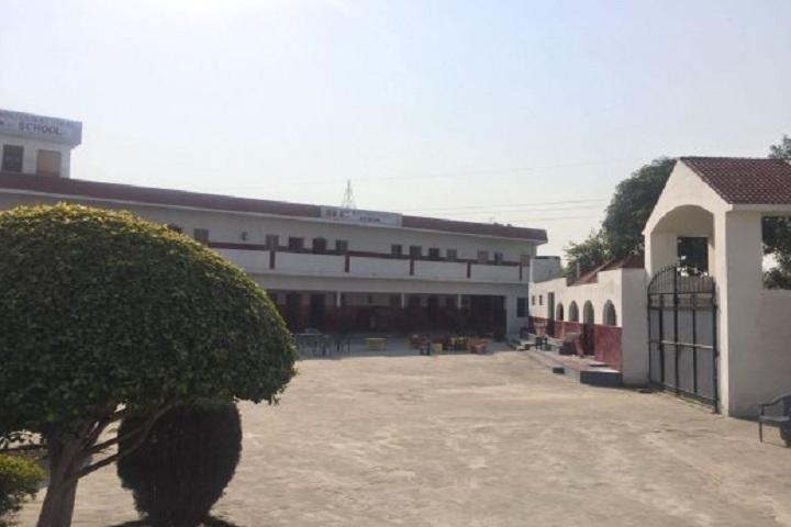B C International High School-Campus-View front