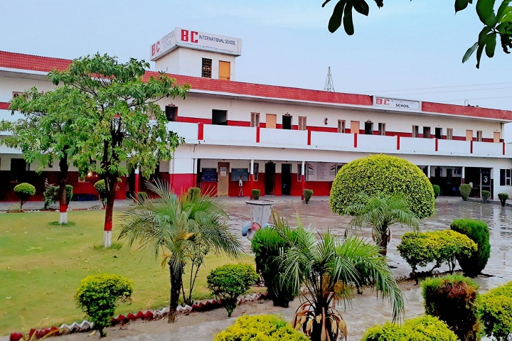 B C International High School-Campus-View