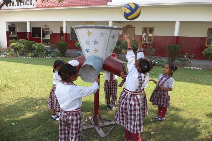 B C International High School-Sports kids playground