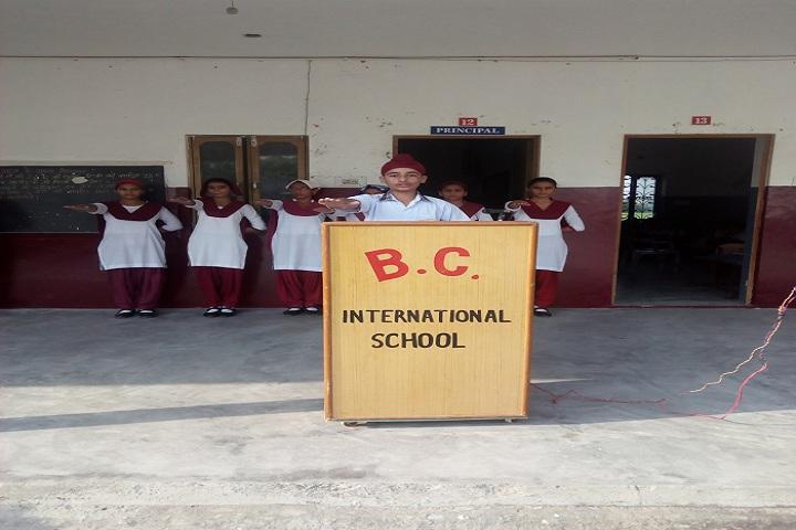 B C International High School-Others