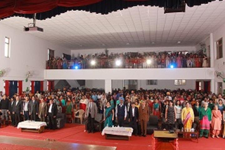 B C M School-Auditorium