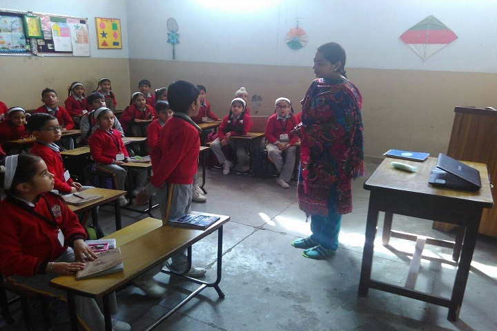 B C M School-Classroom