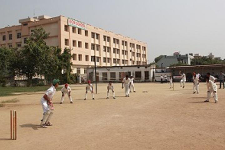 B C M School-Sports