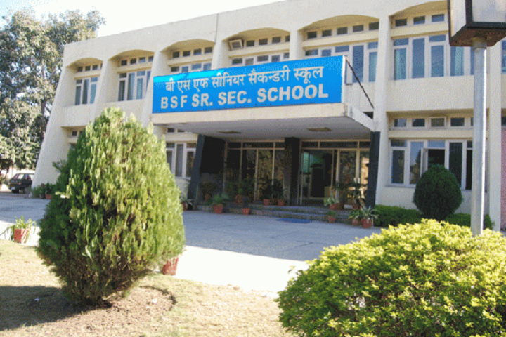 B S F Senior Secondary School-Campus