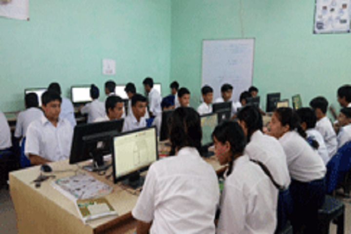 B S F Senior Secondary School-Computer Lab