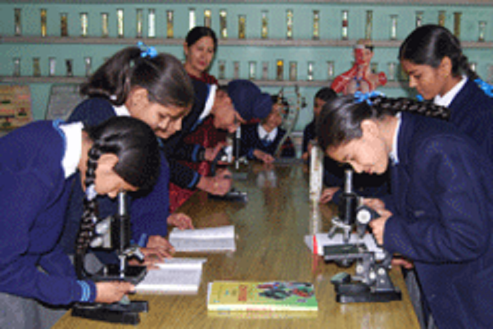 B S F Senior Secondary School-Physics Lab