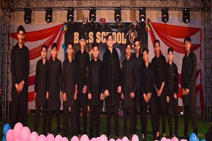 BCS International School-Annual Function
