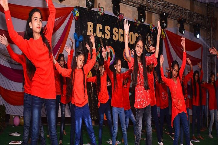 BCS International School-Dance